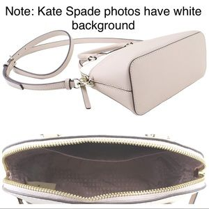 kate spade Bags - NWT Kate Spade Carli Grove Street Warm Beige/Cmt